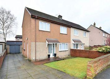 Thumbnail 3 bed semi-detached house for sale in Croftpark Street, Bellshill