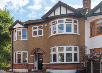 Thumbnail 4 bed terraced house for sale in Heathway, Woodford Green