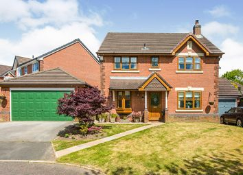 4 bed detached house for sale in Cross Keys Drive, Whittle-Le-Woods, Chorley, Lancashire PR6