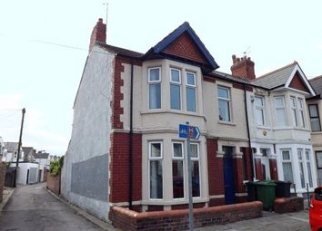 Thumbnail 4 bedroom terraced house to rent in Flaxland Avenue, Whitchurch Road, Cardiff