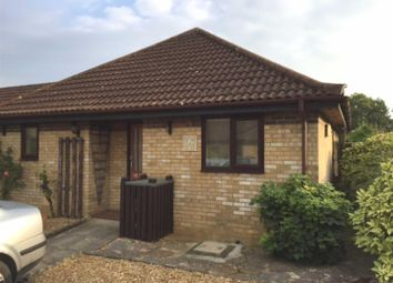 Thumbnail 1 bed terraced bungalow to rent in Witham Court, Bletchley, Milton Keynes