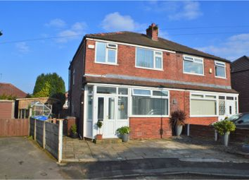 Ridge Grove, Whitefield M45. 3 bed semi-detached house for sale