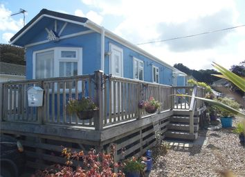 2 bed mobile/park home for sale in 14 Mabws Bridge Residential Park, Mathry, Haverfordwest, Pembrokeshire SA62