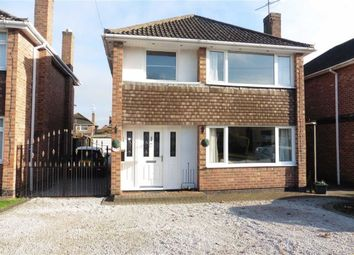 Thumbnail 3 bed detached house for sale in John Bold Avenue, Stoney Stanton, Leicester