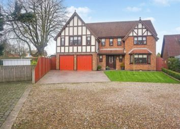 Thumbnail 5 bed detached house for sale in Dove Close, Hull