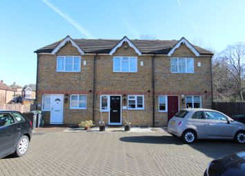 Thumbnail 2 bed terraced house for sale in Willow Close, London