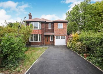 Thumbnail 4 bed detached house to rent in Barrington Avenue, Cheadle Hulme, Cheadle