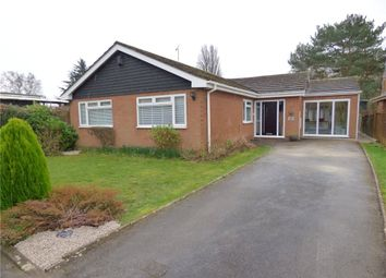 Thumbnail 4 bed bungalow for sale in Brooke Road, Kenilworth, Warwickshire