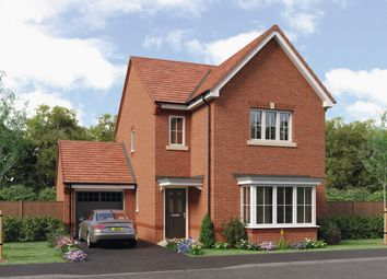 Thumbnail 4 bed detached house for sale in The Esk, Barley Meadows, Cramlington, Northumberland