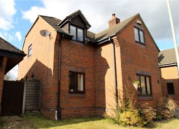 Thumbnail 4 bed detached house for sale in Dunedin Gardens, Ferndown