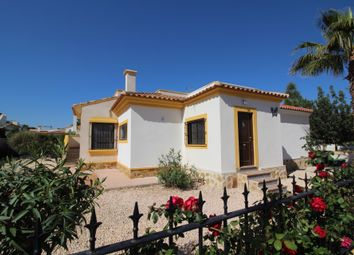 Thumbnail 3 bed villa for sale in La Montanosa, Hondón De Las Nieves, Alicante, Valencia, Spain