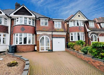 Edenhall Road, Quinton, Birmingham B32. 4 bed semi-detached house for sale