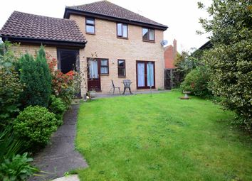Thumbnail 4 bedroom detached house for sale in Chalkdown, Chells Manor, Stevenage, Hertfordshire