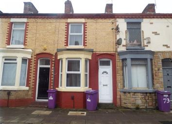 Thumbnail 2 bedroom terraced house for sale in Hinton Street, Liverpool, Merseyside, England