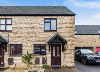 Thumbnail 2 bed semi-detached house to rent in Campden Close, Witney