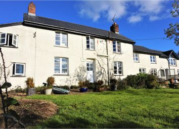 Thumbnail 5 bed property for sale in Witheridge, Tiverton