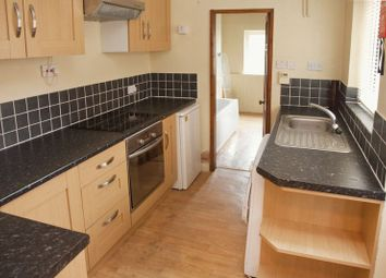 Thumbnail 4 bedroom terraced house to rent in Coulson Road, Lincoln