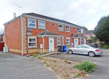 Thumbnail 2 bed maisonette to rent in Roseheath Close, Sunnyhill, Derby