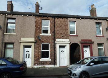 Thumbnail 2 bedroom terraced house to rent in Trafalgar Street, Carlisle