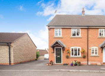 Thumbnail 3 bed end terrace house for sale in Rivers Reach, Frome