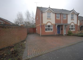 3 bed semi-detached house for sale in Lords Close, Coalville LE67
