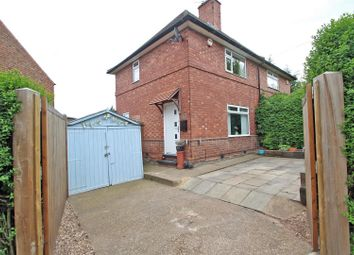 Thumbnail 2 bedroom semi-detached house for sale in Rossington Road, Sneinton, Nottingham