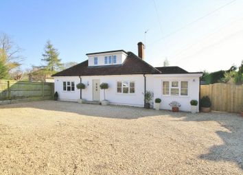 Thumbnail 4 bed detached bungalow for sale in Wantage Road, Wallingford