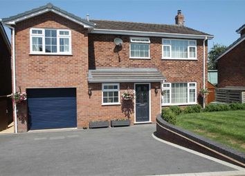 Thumbnail 4 bed detached house for sale in Hawthorn Road, Minsterley, Shrewsbury
