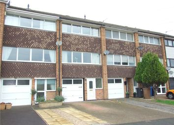 Thumbnail 2 bed town house for sale in Central Avenue, Borrowash, Derby