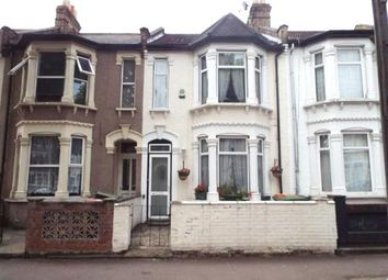 Thumbnail 3 bedroom terraced house to rent in East Ham, Lodnon