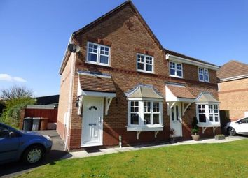 Thumbnail 3 bed semi-detached house for sale in Coleridge Close, Sandbach, Cheshire