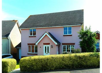 4 bed detached house for sale in Stour Close, Harwich CO12