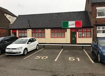 Thumbnail Retail premises to let in Unit B Ground Floor, 37 New Street, Burton Upon Trent, Staffordshire