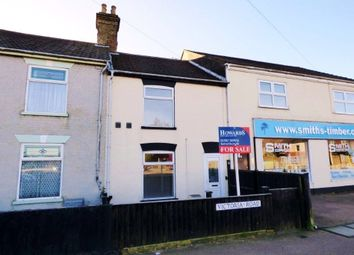 Thumbnail 3 bed end terrace house for sale in Victoria Road, Lowestoft
