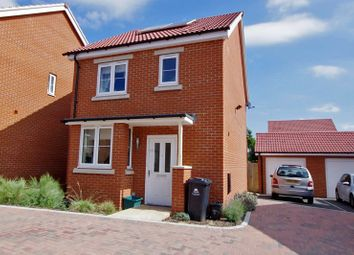 Thumbnail 3 bed property to rent in Drovers Way, Newent