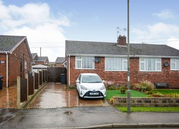 Thumbnail 2 bed semi-detached bungalow for sale in Lindale Road, Chesterfield