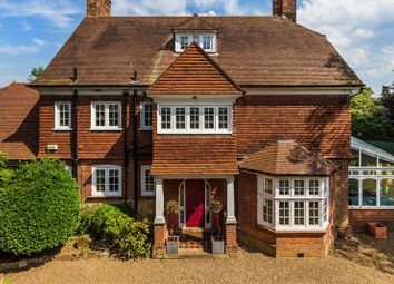 Thumbnail 5 bed detached house for sale in London Road, Westerham