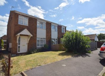 Thumbnail 3 bed semi-detached house for sale in Levett Close, Isle Of Grain, Rochester, Kent