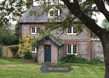 Thumbnail 3 bed detached house to rent in The Street, Glynde, Lewes