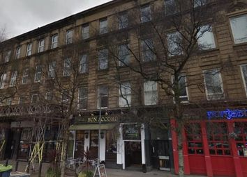 Thumbnail 3 bed flat to rent in North Street, Glasgow