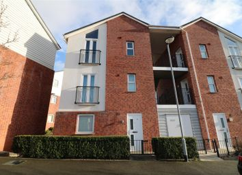 Thumbnail 1 bed flat for sale in Topgate Drive, Hanley, Stoke On Trent