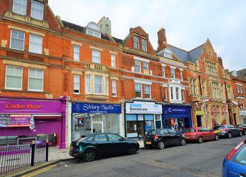 Thumbnail 2 bed maisonette to rent in Sandgate Road, Folkestone, Kent
