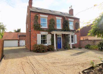 Thumbnail 5 bed detached house for sale in Devon Lane, Bottesford, Nottingham