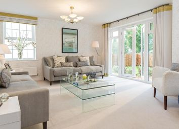 """4 bed semi-detached house for sale in """"Parkin"""" at Dryleaze, Yate, Bristol BS37"""