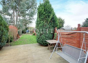 Thumbnail 4 bed terraced house for sale in Aylands Road, Enfield