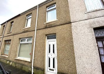 3 bed terraced house for sale in Clarice Street, Port Talbot, Neath Port Talbot. SA12