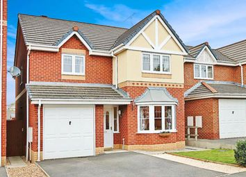 Thumbnail 4 bed detached house to rent in Mottram Drive, Nantwich