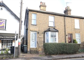 Thumbnail 2 bed end terrace house for sale in High Street, Roydon, Harlow
