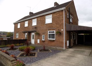 Thumbnail 3 bed semi-detached house for sale in Hillside, Langley Mill, Nottingham, Derbyshire