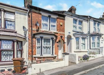 Thumbnail 2 bed terraced house for sale in Chatsworth Road, Gillingham, Kent
